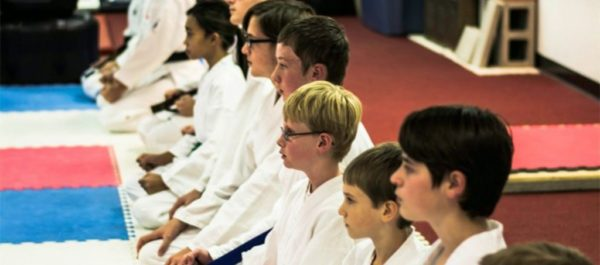 All Okinawa Karate & Kobudo Kids Class in Colorado Springs