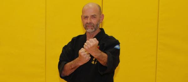 Ader Sensei - Head Instructor of All Okinawa Karate & Kobudo in Colorado Springs