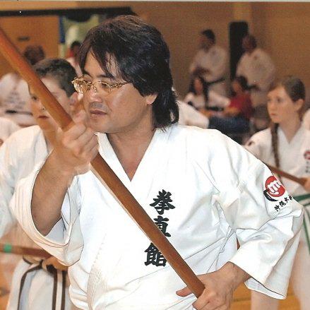 Isao Kise Bo Kata