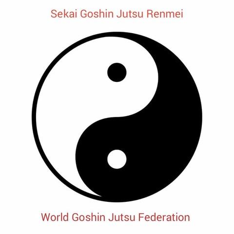 World Goshin Jutsu Federation Logo